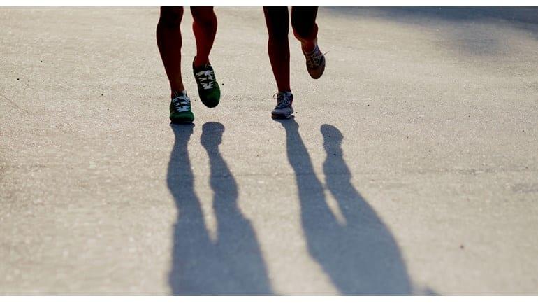 Marathon running Dental Hygienist