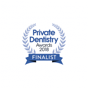 Claydon Dental in Triple Shortlisted in Private Dentistry Awards 2016 1