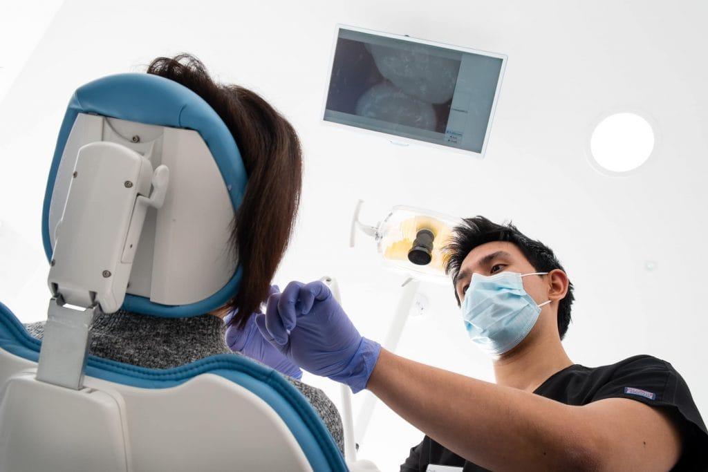 dental check up Milton Keynes