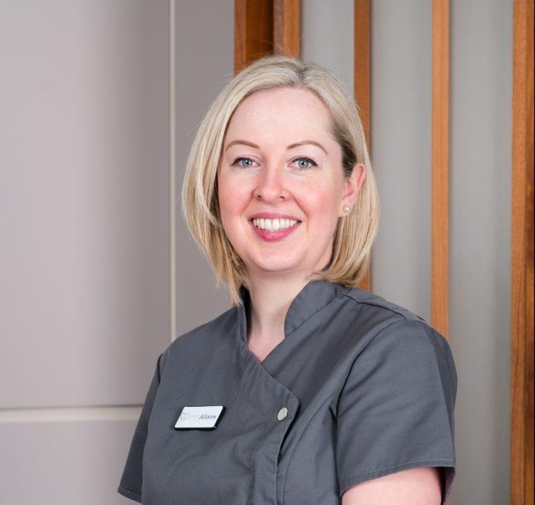 Alison Heaney - Dental Hygienist