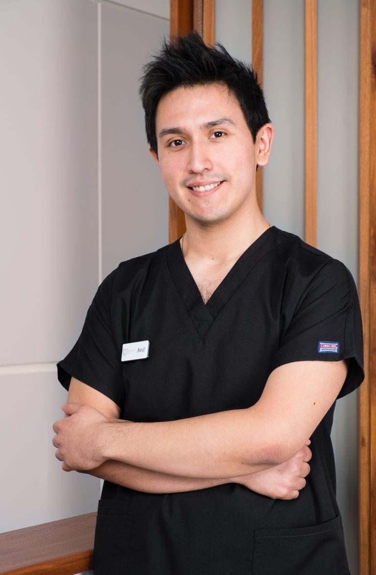 Neil Eguia - Dentist