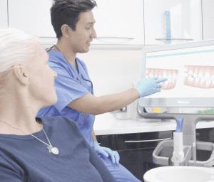 veneers and dental implants with Neil